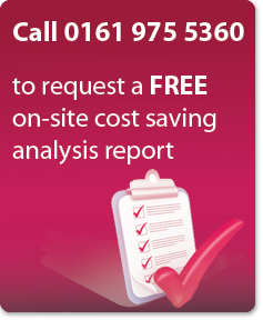 Call 0161 975 5350 for a FREE cost analysis report on pallet wrap